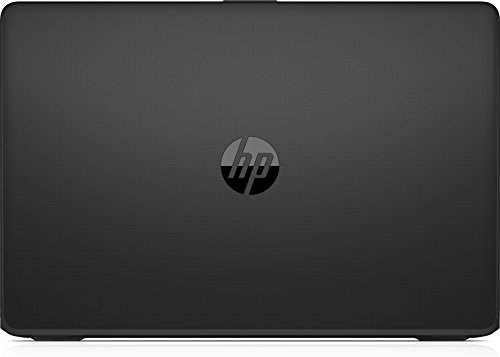 HP 15-BW098AU 15.6-inch HD Laptop (AMD E2-9000e Processor/4GB/1TB/Free DOS 2.0/Integrated Graphics), Jet Black