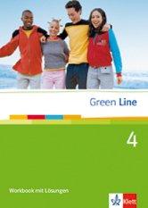 Green Line. Workbook mit Lösungen 4 - Band 4: 8. Klasse (4 Lösung)