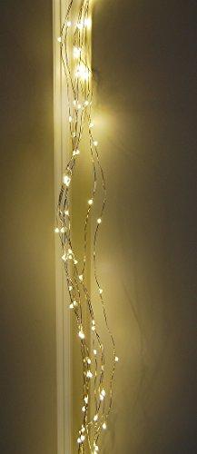 LED Mit 500 warmweißen LEDs