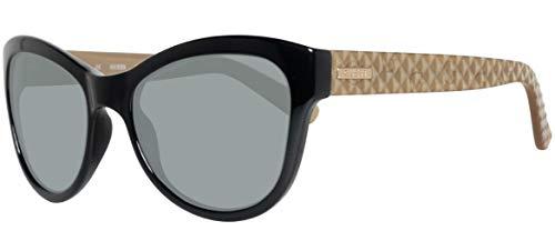 GUEX5 Sonnenbrille GU7258 54C95, Montures de Lunettes Femme, Noir  (Schwarz), 54 8b3f0b329d8e