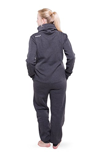 Jumpster Turtleneck Jumpsuit Overall EXQUISITE Regular fit Schwarz - 4