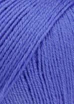 LANG YARNS Merino 400 Lace - Farbe: Blau (0106) - 25 g / ca. 200 m Wolle -