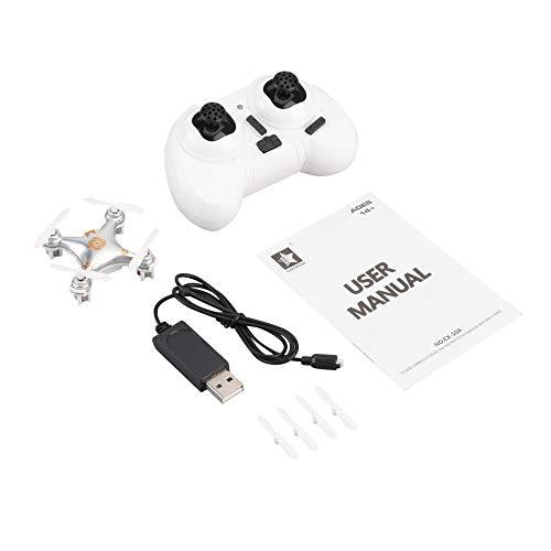 gfjfghfjfh 2,4 GHz 4CH RC Mini Drone Quadrocopter UFO mit Headless Mode 3D Flips & Rolls Quadrocopter Spielzeug für Kinder Kinder