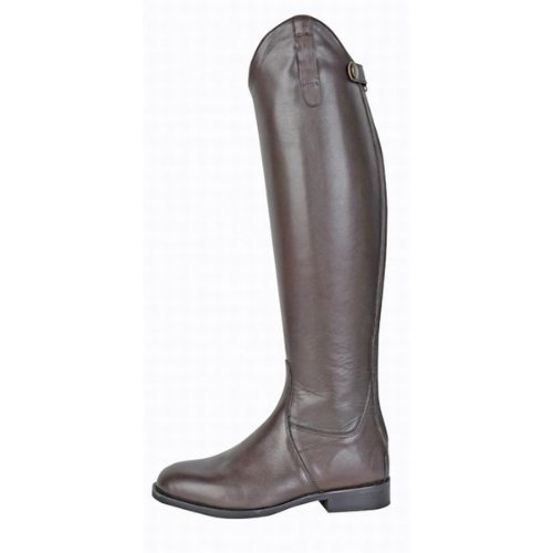 HKM Bottes d'équitation Homme Italy Soft Cuir Longueur standard/Largeur marron