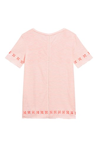 next Donna T-Shirt in Pizzo Sangallo fluo