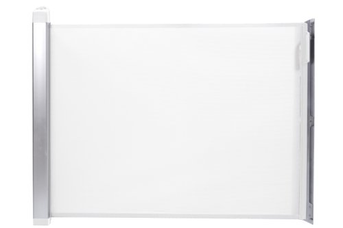 Lascal Kiddy Guard Panel de barrera, color blanco