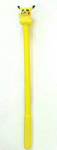 0.5mm Pokemon Pikachu penne gel per Writng nero-cancelleria ufficio scuola forniture