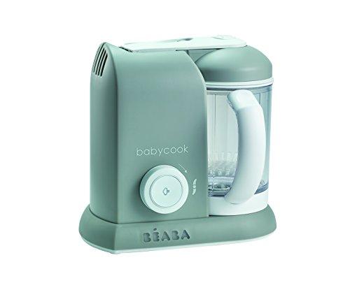 Beaba Babycook - Procesador de alimentos gris Talla:Babycook