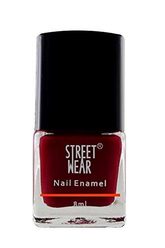 Street Wear Nail Enamel, Marron Magik, 8ml Online Shopping