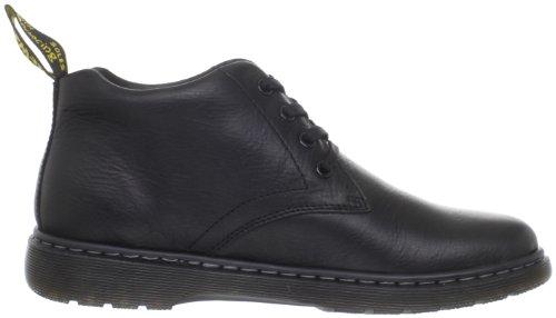 Dr. Martens Barnie, Chaussures de ville homme Noir (Black Overdrive)