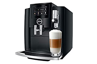 JURA S80 Piano Black Independiente Máquina espresso Negro 1,9 L 16 tazas Totalmente automática - Cafetera (Independiente, Máquina espresso, 1,9 L, Molinillo integrado, 1450 W, Negro) (B07F3RRD2K) | Amazon Products