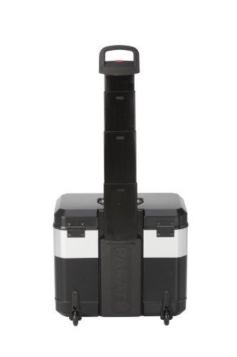 PARAT 2.012.530.981 Evolution Werkzeugkoffer mit genähten Einsteckfächern schwarz/silber (Ohne Inhalt) - 11