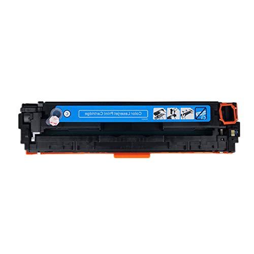 Ersatz-Tonerkartusche für HP Laserjet Pro CP1025 1025nw M275mfp M175a M175nw Laserdrucker CE310A CE311A CE312A CE313A 1 x Cyan