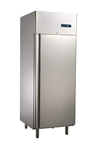 Edelstahl Kühlschrank 589 Liter 740 x 830 x 2000 mm Kühler Umluft automatische Abtauung -
