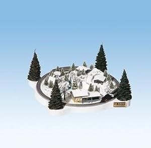 NOCH 88061 Winterzauber Landscape - Figura Decorativa, diseño navideño