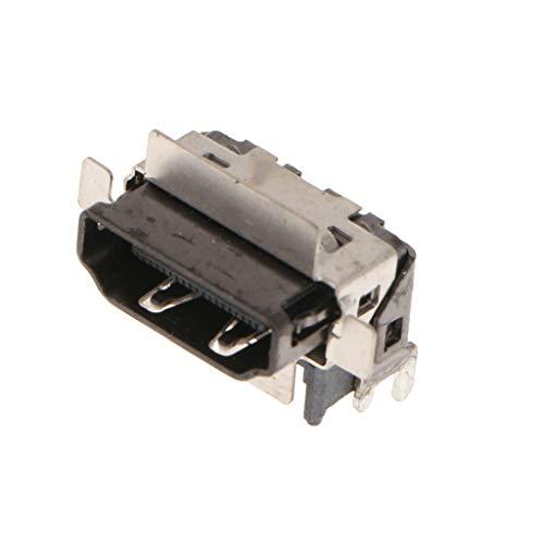 MagiDeal HDMI Buchse Socket Connector Anschluss Ersatzteil Für Xbox 360 Slim Konsole Reparatur