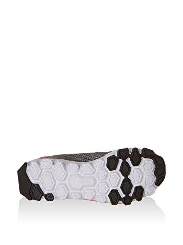 Reebok Hexaffect Storm, Scarpe outdoor multisport donna 37 Grigio / Rosa / Bianco / Nero (Steel/Flat Grey/Solar Pink/White/Black)