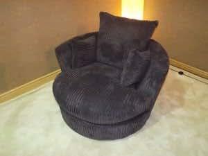 Astounding Online Sofa Wholesale Dylan Chocolate Jumbo Cord Swivel Customarchery Wood Chair Design Ideas Customarcherynet