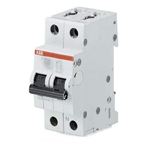 Interruptor diferencial Magneto térmico 230V 6kA 2P AC C2030mA (ds202C)