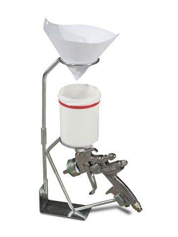 T4W Ständer Halter fur Lackierpistolen und Lackiersiebe - 37 x 8,5 x 20 cm (59225) Test