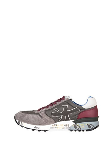 Chaussures Homme PREMIATA MICK 2321 Sneakers alta Automne Hiver 2017 Grigio