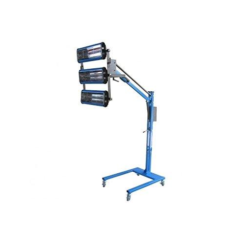 Preisvergleich Produktbild IR- Lacktrockner 3 Lampen 3000W 230V RP-S3000 Infrarotstrahler Heizstrahler
