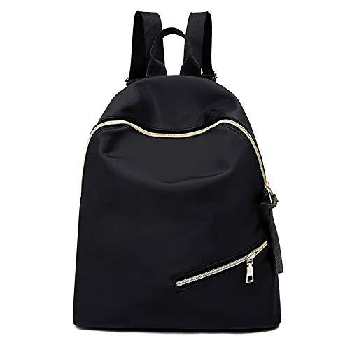 Ginli zaino casual per donna, borse a spalla multifunzione in panno di oxford borsa a tracolla daypack grandi per lavoro shopping viaggio