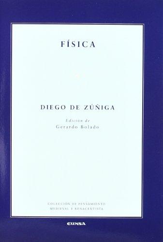 Descargar Libro Física (Colección de pensamiento medieval y renacentista) de Diego de Zúñiga