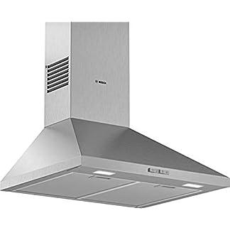 Bosch DWP66BC50 – Campana (570 m³/h, Canalizado, A, A, C, 69 dB)