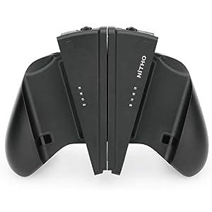 V-Shape Grip Handle für Nintendo Switch Joy-Con, Gamepad, Controller, Schutzhille, Griff zum besseren Halt
