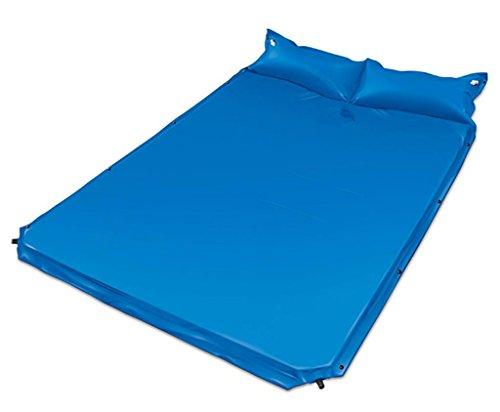 Aufblasbares Bett HETAO Air Bed Zwei Personen automatisch aufblasbare Pads Outdoor Zelt Camping verdickt mit Kissen aufblasbare Betten 190 * 132 * 3cm Matratze