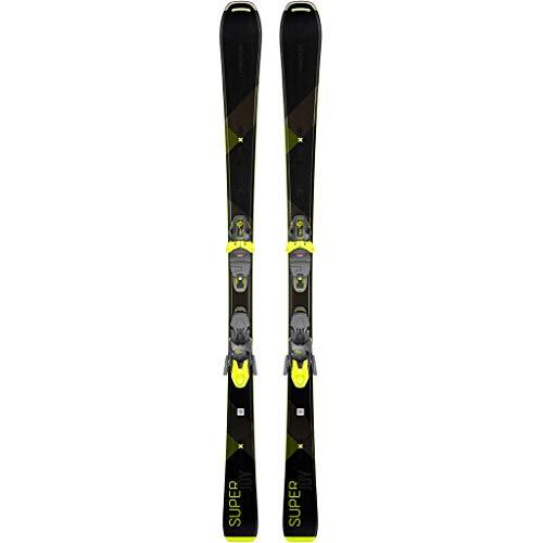 HEAD Damen Skier Super Joy SLR inkl. Bindung Joy 11 GW schwarz (200) 153