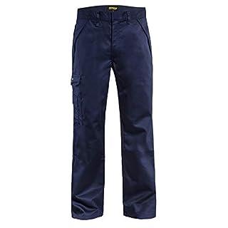 AB Blåkläder | Bundhose Flammschutz, Marineblau, Größe C144