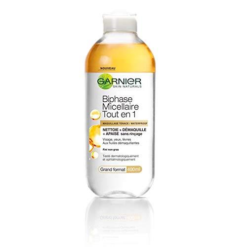 Garnier - Skin Naturals Eau Micellaire Toilette Expert Ultra Clean 400Ml - Lot de 3 - Vendu Par Pièce - Livraison Gratuite En France