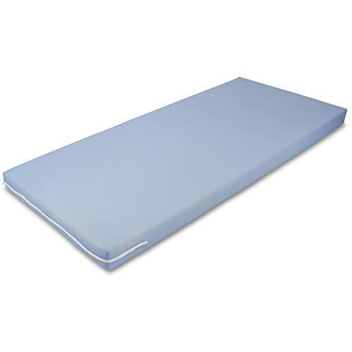 MSS® Poly ROLLMATRATZE Schaumstoff MATRATZE 160x200 cm -