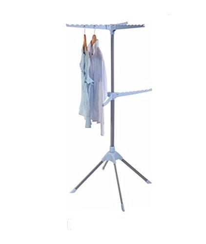6-bracci pieghevole iron tidy–si piega facilmente per compact storage (2anno di garanzia del produttore)