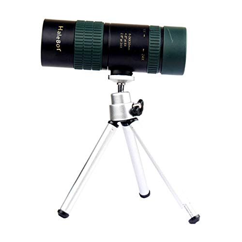 Hubi Nachtsichtgerät Monokulare, einröhrenförmige Zoom-Teleskoptaschen mit hoher Auflösung können fotografiert Werden
