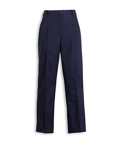 Alexandra al-mt6000008-Papierkorb Series al-mt600Herren Twin Falte Hosen, Uni, Größe 46, hoch, Sailor Navy (Navy Papierkorb)