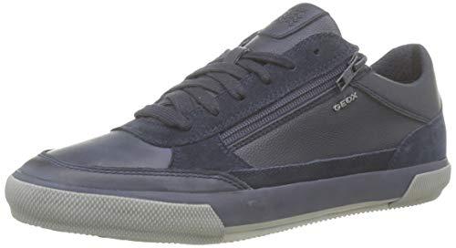 Geox Herren U KAVEN C Sneaker, Blau (Navy C4002), 44 EU