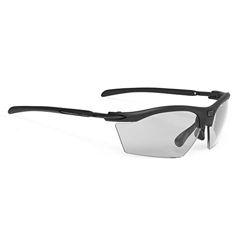 Rudy Project Rydon Glasses Matte Black - ImpactX Photochromic 2 Black 2019 Fahrradbrille