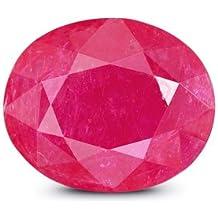 Om Gyatri 9.25 Ratti Certified Burma Ruby Gemstone