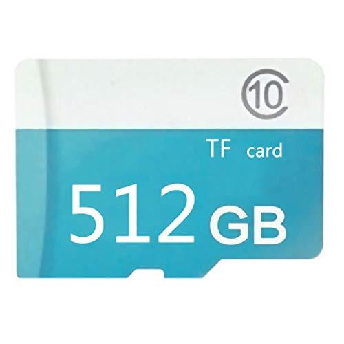 Speicher SD TF-Karte Hochgeschwindigkeits-Flash-Speicherkarte Der Klasse 8 Mit Kartenhalter Für SD-Kartenleser 1 GB Bis 512 GB - Xd Speicher Für Karte Kamera