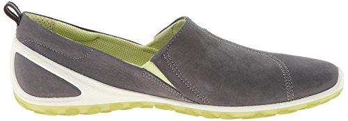 Ecco  BiomLite, Chaussures de Running Compétition femme Gris - Grau (Dark Shadow/Sulphur Yab/Dec59934)