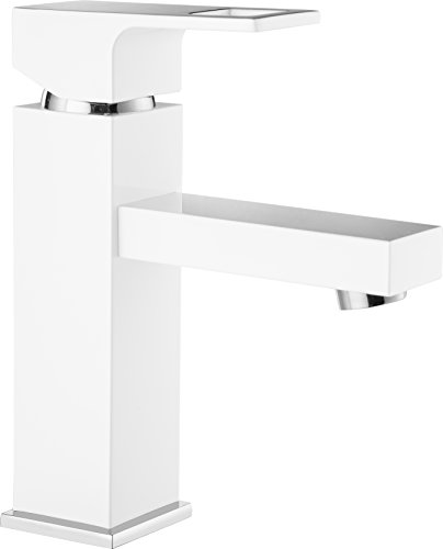 'Deante anemon Blanc robinet mitigeur robinet mitigeur lavabo Robinetterie anemon Mitigeur monocommande Luxe Mall