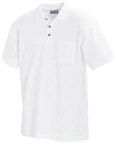Blakläder Polo-Shirt, 1 Stück, L, weiß, 330510351000L Weiß - Weiß