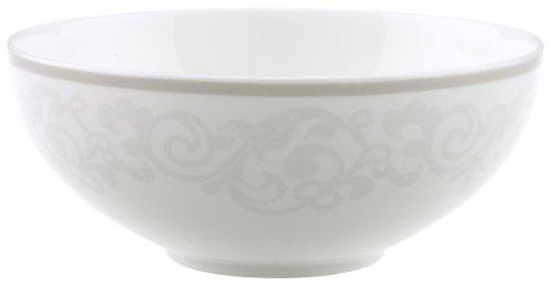 Villeroy & Boch 10-4392-3810 Coupe à Dessert Porcelaine Gris 16 x 16 x 18 cm 1 Coupe