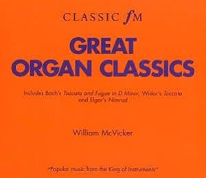 Great Organ Classics