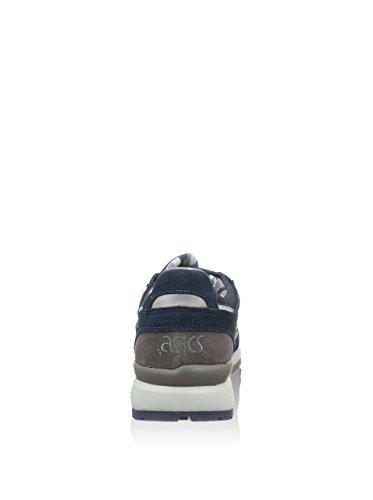 Asics H436L-5010, Baskets Pour Femme Bleu Taille Unique - Bleu Navy/Soft Grey