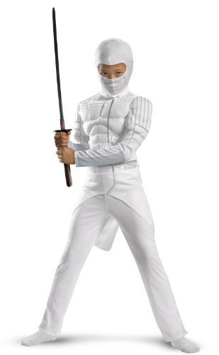 Storm Shadow Classic Muscle Costume - Medium by Disguise