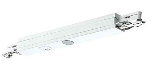 Paulmann Stromschienensystem URail System IR Dimm/Switch II E/A/D Weiß 230V Metall | 976.54 - Dimm-system